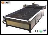 Hete Verkochte CNC van het Plasma van het Roestvrij staal Scherpe Machine Van uitstekende kwaliteit