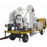 De mobiele Schoonmakende Aanhangwagen van het Zaad van de Gewassen van de Korrel