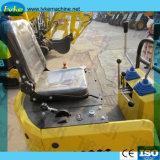 Escavadeira Hidráulica 1.3ton/Mini escavadora de rastos/Coveiro Compacto