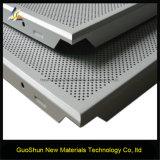 Panneau de plafond en aluminium matériel de décoration d'isolation saine de fabrication de la Chine