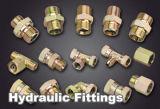 Hydraulique droite, coude et T Type de connecteur fluide