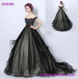 Robe de soirée de luxe de fournisseur de robe de soirée de constructeurs de vêtement de femmes