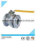 Válvula de bola flotante Mango API bridado
