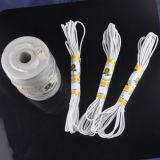 Personnalisation de qualité supérieure de diverses couleurs Cordon élastique cordon