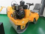 Furd 700kg 두 배 드럼 아스팔트 롤러에 정체되는 유압 전송 탐