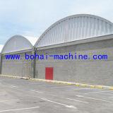 [بوهي] 1000-680 قوس سقف بناية على جدار آلة