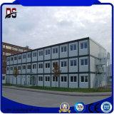 Casa de acero prefabricada del taller de la fabricación del bajo costo