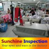 De Inspectie van de kwaliteit - de Controle van de Fabriek - Kwaliteitsbeheersing in China