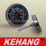 Termometro di forno con il filetto di vite e la sonda (KH-B003)