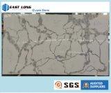 부엌 싱크대 탁상용 단단한 지상 건축재료 공장을%s Calacatta 시리즈 석영 돌 석판