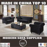 Chesterfield-königliches Wohnzimmer-Sofa gesetztes Großbritannien