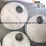 Il ferro duttile ha scanalato la protezione di estremità dei montaggi con FM/UL/Ce certificato