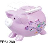 천사 소리 (FP61269)를 가진 돼지 같은 동전 은행