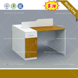 Cordon simple gouvernement moderne Office Desk (HX-8NE070)