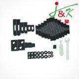 Kits de serrage de 58 pièces, métrique