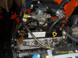 Двигатель дизеля Xinchai C490, евро III