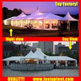 Высокое пиковое смешанных палатку с бегущей строкой в Мекку хадж в размер 9X30m 9 м x 30 м 9, 30 30X9 30 м x 9 м