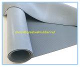 Strato di gomma antiscorrimento della scanalatura fine con il certificato di PAHs