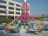 Apparecchiatura di velivoli rotativa del parco di divertimenti