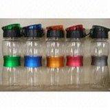 BPA liberano la bottiglia di acqua di plastica (6602-1)