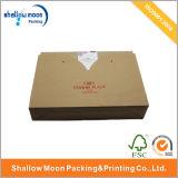 Brown-Fabrik-Qualitäts-verpackender Papierkasten (QY150006)