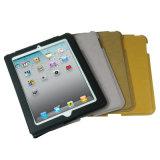 (다색) iPad II를 위한 최신 판매 고품질 손가락으로 튀김 작풍 Standable PU 상자