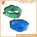 Оптовый Eco-Friendly браслет вахты силикона для подарка промотирования