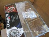 Изготовленный на заказ ясная пластичная коробка индикации вахты