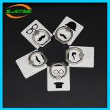 Prix d'usine Classique Cute Moustache Portable Ring Holder