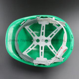 Building material Safety Helmet Motorcycle Helmet HDPE Helmet (SH502)