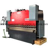 Frein approuvé de presse hydraulique de qualité des prix de la CE de We67k meilleur