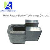 Usine nanocristallins CEM fournisseur Core faite de 25um mince ruban nanocristallins avec revêtement époxy