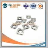 CNC de carburo de tungsteno inserciones para herramientas de corte