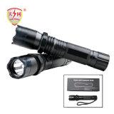 Aluminiumpolizei-Selbstverteidigung-Taschenlampe Taser Gewehr