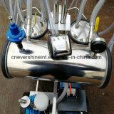 ヤギの搾り出す機械電動機の真空ポンプSsのバケツ