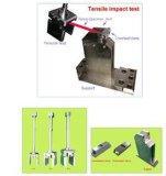 Test van het Effect van Charpy Izod van de Machine van het Effect van de slinger de Testende 50j Trek voor Plastic Pit501j