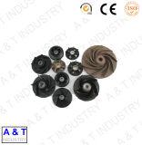 Qualität CNC, der schwarze Plastikteile maschinell bearbeitet