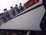 3 Axle супер низкий кровати корабля трейлер Semi