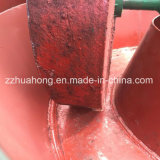 Molino mojado de la cacerola para la máquina de pulir del oro
