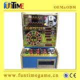 De muntstuk In werking gestelde Machine van het Spel van de Groef
