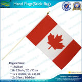 Desporto Hand Hold Waving Flag e Banners (NF01F02018)
