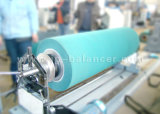 L'équilibrage d'entraînement de courroie de la machine pour rotors de moteur