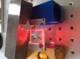 탁상용 섬유 Laser 표하기 기계 50W 100W 방위 표하기 기계 Laser 유명한 카드 기계장치