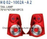 Lampada di coda per la mattina 2008 (92402-07500 92422-07500) di KIA Picanto Eurostar