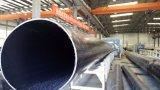Пластиковые трубы черный HDPE трубы для газа или масла