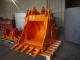 Peças da máquina escavadora de 4 em 1 cubeta feita em China