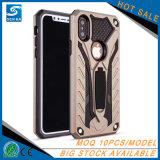 Cas protecteur de téléphone mobile d'arrivée neuve pour l'iPhone X
