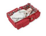 Напольная складная шпаргалка для младенца, носит складной мешок пеленки перемещения младенца, мешок Mami