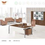 Mesa de escritório executivo moderna