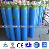150bar 200bar vident le cylindre d'oxygène d'O2 d'argon de CO2 avec la soupape
